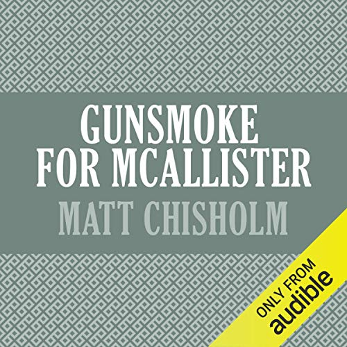 Couverture de Gunsmoke for Mcallister