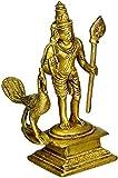 Worth Praize Brass Statue Lord Murugan Karthikeya: Skanda, Kumara, Subrahmanya Idol