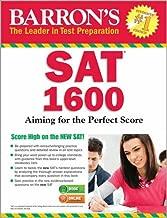 Barron's SAT 1600, 6th Edition [8/1/2017] Linda Carnevale M.A.