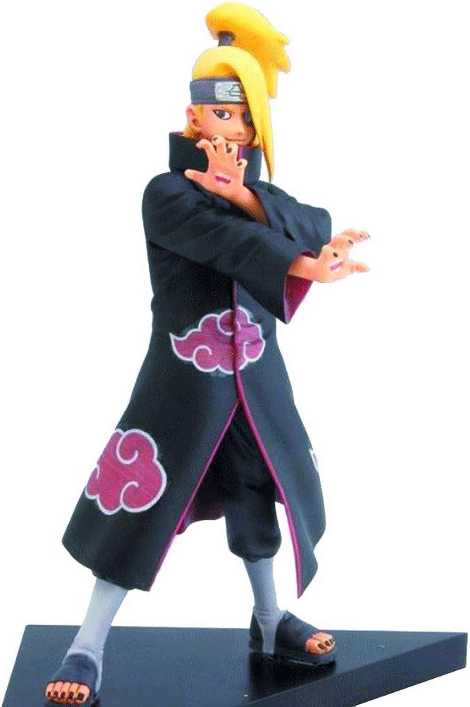 Naruto Shippuden   Akatsuki Deidara PVC Figure