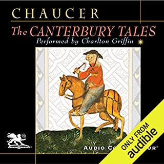 The Canterbury Tales [Audio Connoisseur] audiobook cover art