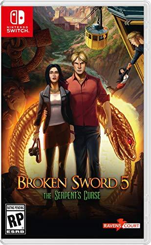 Broken Sword 5: The Serpent's Curse - Nintendo Switch