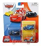 Disney Pixar Cars - Mini Racers 3 Pack - Jackson Storm, Ryan Inside Laney and Ralph Carlow