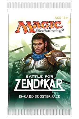 Battle for Zendikar - Booster Pack - English - Englisch - Magic: The Gathering