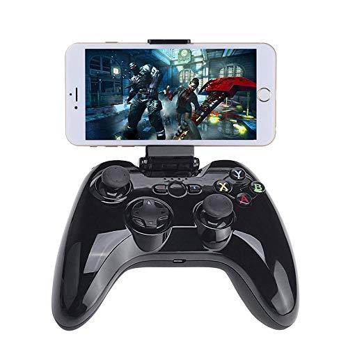 SMDFDN Manette de Jeu, contrôleur de Manette Bluetooth, Manette de Jeu sans Fil iOS avec Compatible