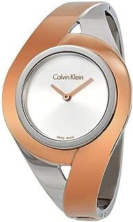 Calvin Klein Women's Quartz Watch K8E2S1Z6