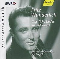 ヴンダーリヒの宗教音楽集 Vol.2 (Wunderlich Vol.2 - Geistliche Lieder)