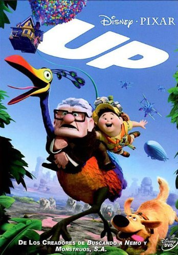 Up (Disney Pixar) [DVD] (DVD)