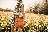 Gusti Handtasche Leder - 'Maola' Ledertasche Umhängetasche Laptoptasche Braun Leder Damen Handtasche Ledertasche Umhängetasche Laptoptasche Braun Leder Damen - 2