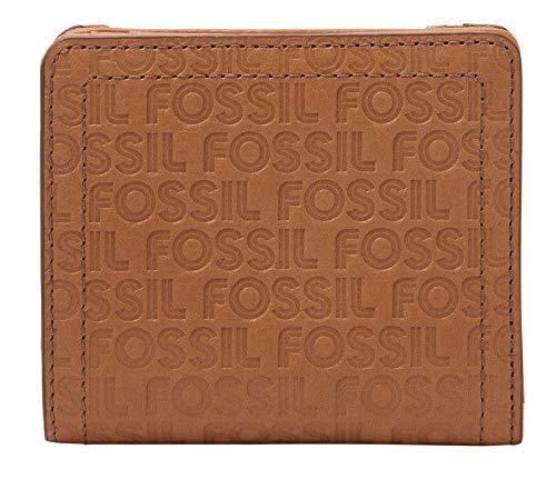 Fossil Logan RFID Small Bifold Tan