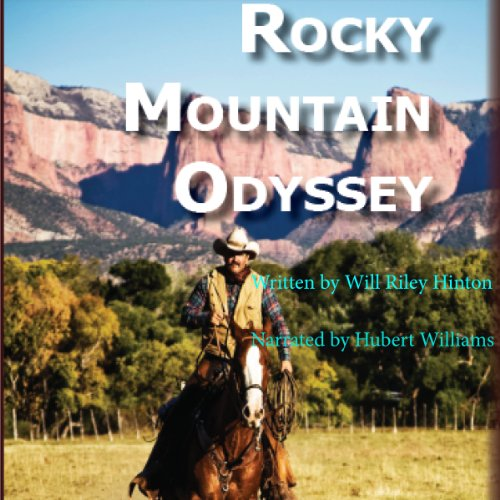 Rocky Mountain Odyssey audiobook cover art