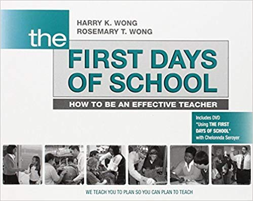 [0976423316] [9780976423317] The First Days of School: How to Be an Effective Teacher (Book & DVD) 4th Edition-Paperback
