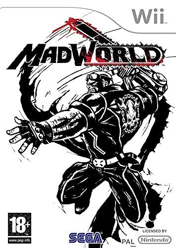 SEGA MadWorld, Wii, FR - Juego (Wii, FR, FRE)