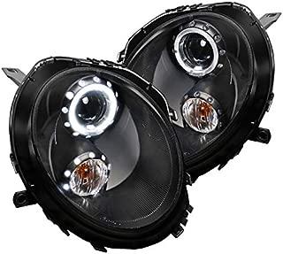 Spec-D Tuning 2LHP-MINI06JM-TM Black Projector Headlight (Housing)