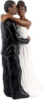 Best african american wedding cake toppers funny Reviews