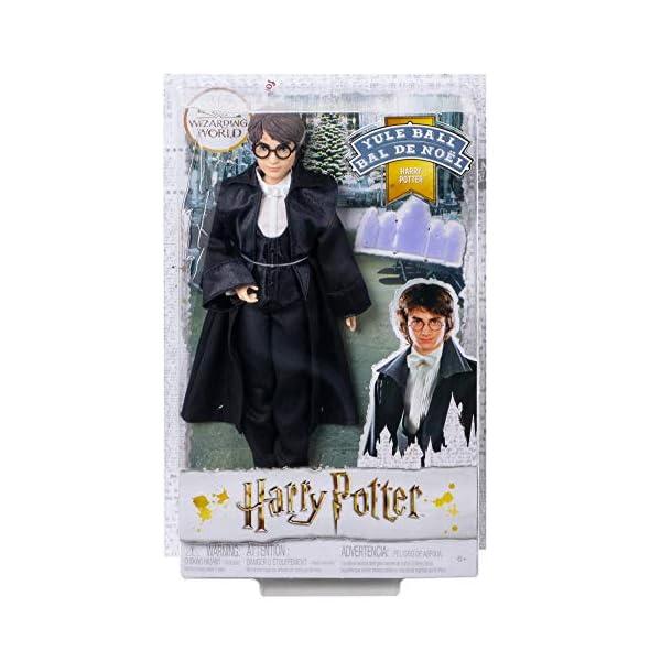 Harry Potter Muñeco Harry Potter Baile de navidad de Harry Potter con accesorios (Mattel GFG13) , color/modelo surtido 6