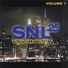 Saturday Night Live: 25 Years Of Musical Performances, Vol. 1