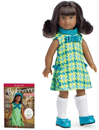 Amer Girl Melody Ellison Mini Doll & Book