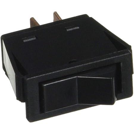 Hella 6eh 007 832 001 Schalter S22 Kippbetätigung Ausstattungsvar I 0 Anschlussanzahl 2 Ohne Komfortfunktion Auto
