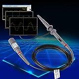 PP-150 100MHz Kit de sondas de pinza de osciloscopio Cables de prueba con herramienta de ajuste para osciloscopios de diagnóstico automotriz Multímetro 1X 10X