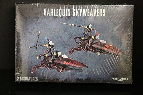 Games Workshop Warhammer 40K Harlequin Skyweavers