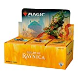 Magic The Gathering MTG-GRN-BD-EN Guilds of Ravnica Booster Display of 36 Packets, Multi