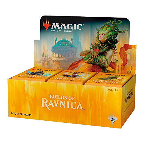 "Magic: The Gathering, Guilds of Ravnica - Confezione di carte del gioco ""Le Gilde di Ravnica"" di Magic The Gathering"