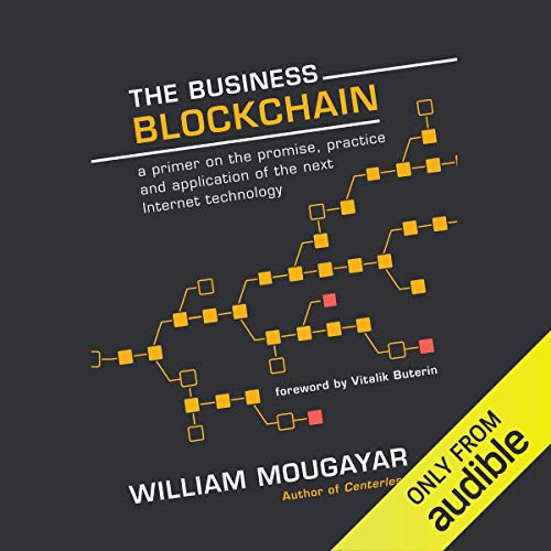 Couverture de The Business Blockchain