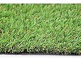XONE Prato Verde Sintetico 200cm x 10mt MQ20 - Altezza 25MM Erba Sintetica Canadese