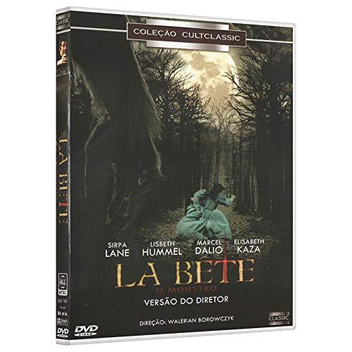 Dvd La Bête, o Monstro - Walerian Borowczyk