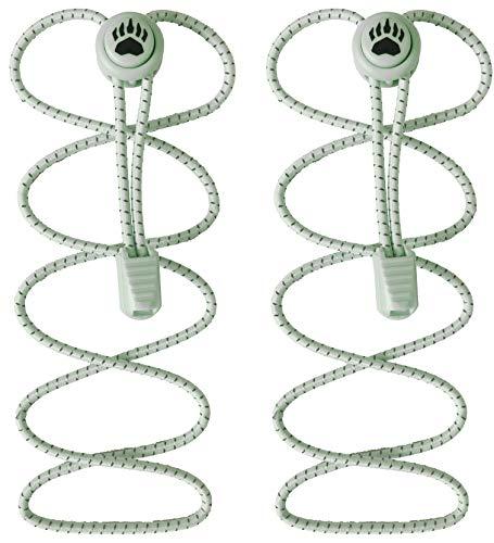 Bearformance Cordones sin nudos - Cordones elásticos