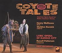 Coyote Tales-Comp Opera