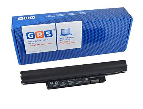 GRS Batterie pour Dell Inspiron Mini 10, Dell Inspiron 11z, remplacé: F144H, 312-0867, 312-0931, H776N, H768N, J590M, K711N, A3001068, A2990652, T745P, H766N, Laptop Batterie 4400mAh, 11.1V