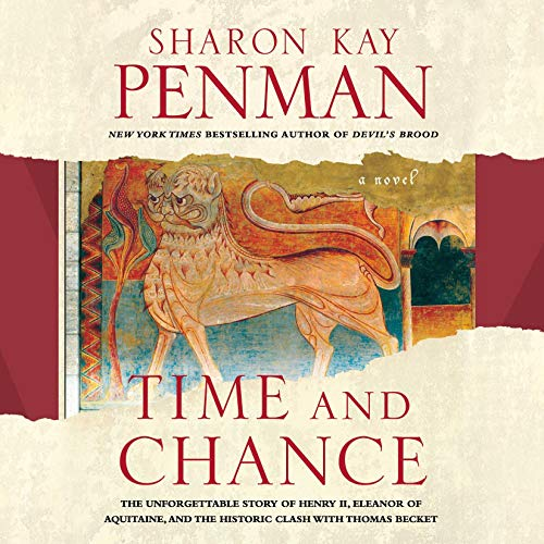 Time and Chance audiobook cover art