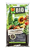 chip corno COMPO BIO, fertilizzanti qualità e naturale di azoto, 2,5 kg