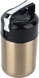 WolfGo 千ミリリットルステンレス鋼の真空魔法瓶ランチボックスくすぶりマグカップ保冷スープコンテナ...