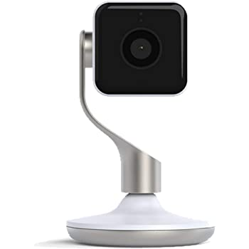 Hive View Security Camera, Wireless Indoor Smart Home Security Camera, Wifi Enabled, White/Champagne Gold