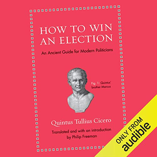 How to Win an Election audiobook cover art