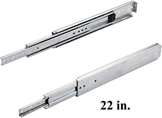 kitchen drawer slides center mount
