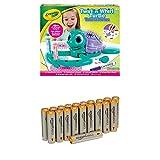 Crayola - 10667 - Tutu, la Tortue avec piles AmazonBasics