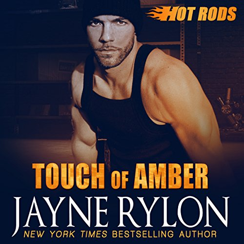 Touch of Amber (Hot Rods) cover art