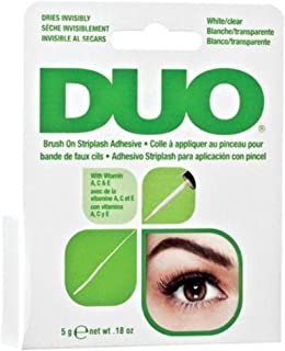 Duo Lash Glue Clear Brush-On, Pink