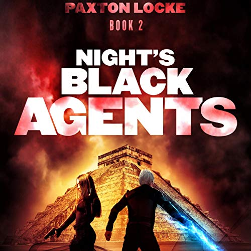 Night's Black Agents cover art