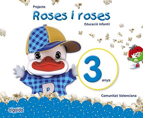 Projecte Roses i roses. Educació Infantil. 3 anys (Palomitas de maíz)