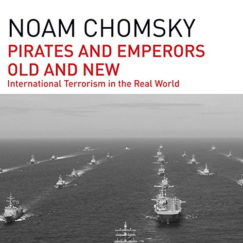 Pirates and Emperors, Old and New audiobook cover art