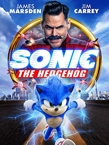 Sonic The Hedgehog (4K UHD)