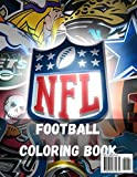 Zoom IMG-1 football coloring book nfl national