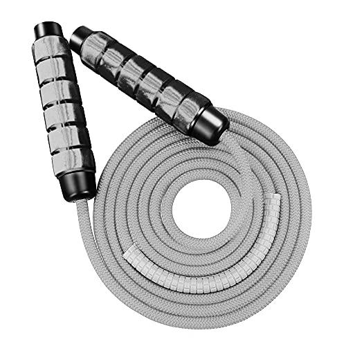 iMoebel Springseil Baumwolle Speed Rope...