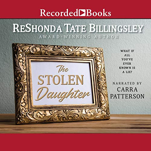 The Stolen Daughter  By  cover art