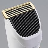 Tsing Wiederaufladbare Tierhaarschneider Haustiere Elektrische Haarschneidemaschine für Hunde, Katze - 4